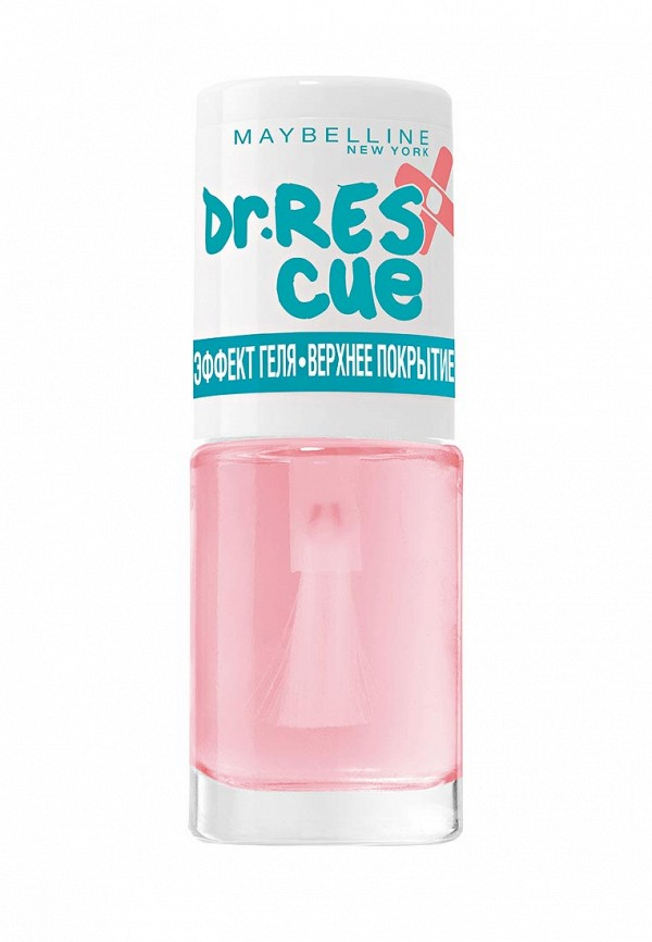 Декоративная косметика Maybelline New York уход за ногтями DR. RESCUE Эффект геля, 7 мл