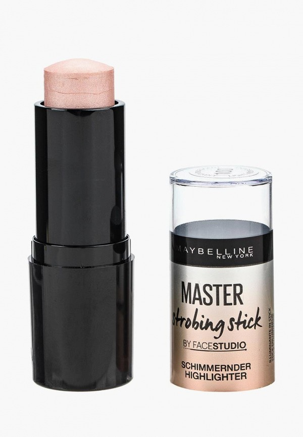 Хайлайтер Maybelline New York Maybelline New York MA010LWNEX77 туши maybelline new york тушь для ресниц the falsies angel черная 9 5 мл
