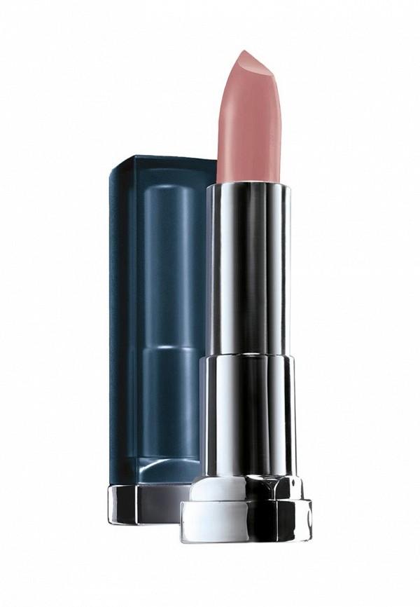 Купить Помада Maybelline New York, для губ Увлажняющая Color Sensational Матовое Обнажение, Оттенок 987, Чайная Роза, 4, 4 г, MA010LWXWZ71, розовый, Весна-лето 2018