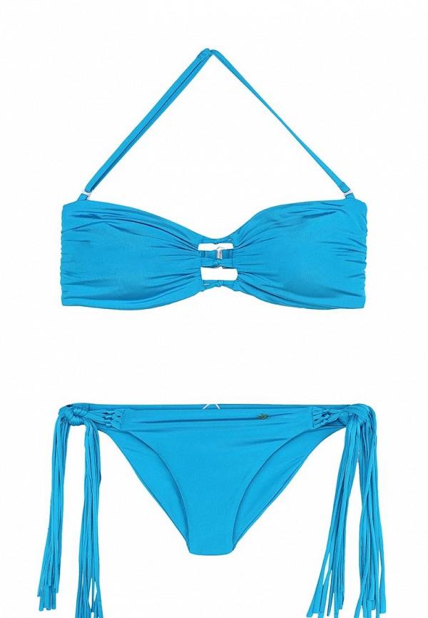 Голубой синий купальник Marc&Andre