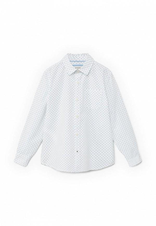 Рубашка Mango Kids Mango Kids MA018EBAEGU6 лоферы mango man mango man he002amzsf07