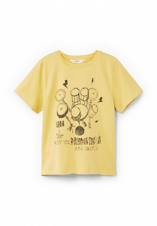 Футболка Mango Kids Mango Kids MA018EBAFGB9 mango kids mango kids ma018ebjde35