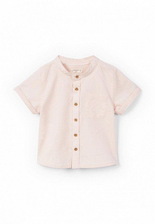 Рубашка Mango Kids Mango Kids MA018EBAQWY0 свитшоты mango kids свитшот nobo