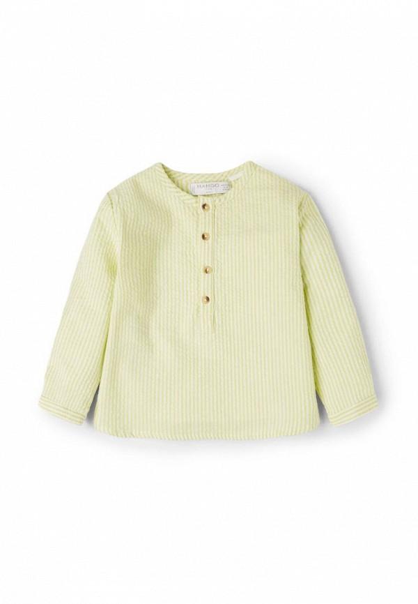 Рубашка Mango Kids - BAITIARE