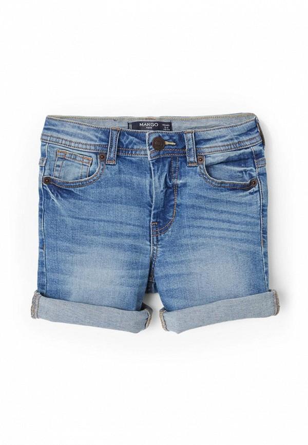 Шорты джинсовые Mango Kids - JOHN