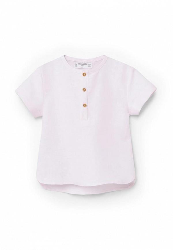 Рубашка Mango Kids (Манго Кидс) 63087604