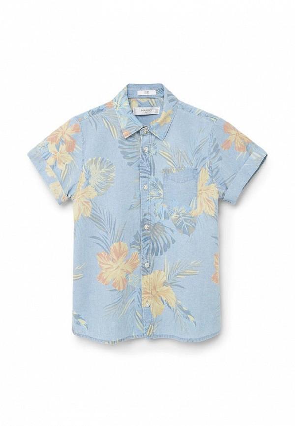 Рубашка Mango Kids (Манго Кидс) 63057585