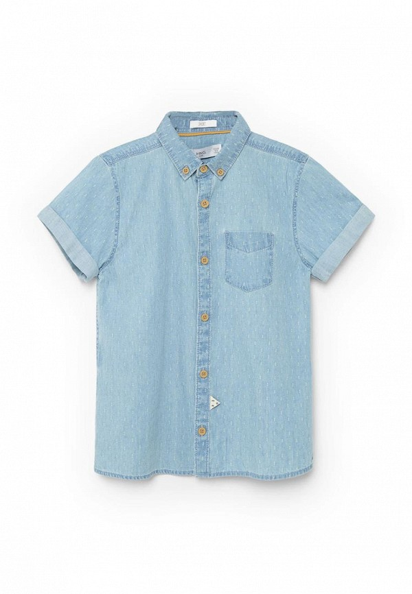 Рубашка Mango Kids (Манго Кидс) 63037586