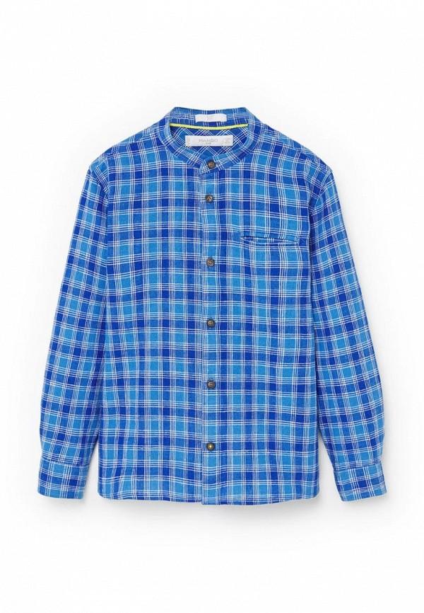 Рубашка Mango Kids (Манго Кидс) 63045591