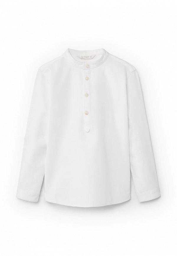 Рубашка Mango Kids (Манго Кидс) 73073565