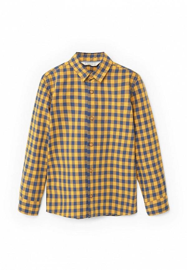 Рубашка Mango Kids (Манго Кидс) 73073512