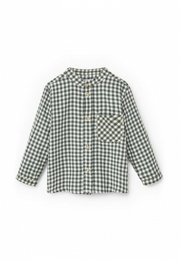 Рубашка Mango Kids (Манго Кидс) 73060262