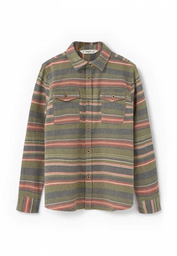 Рубашка Mango Kids (Манго Кидс) 73037530