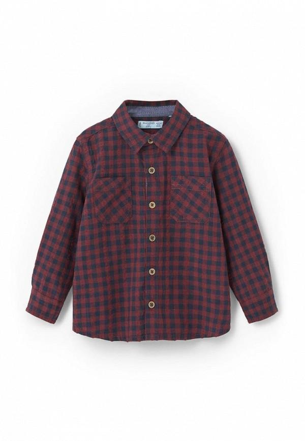 Рубашка Mango Kids 73067542