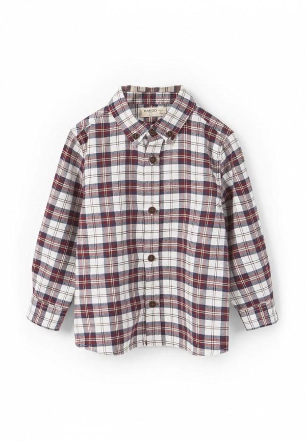 Рубашка Mango Kids 73047548