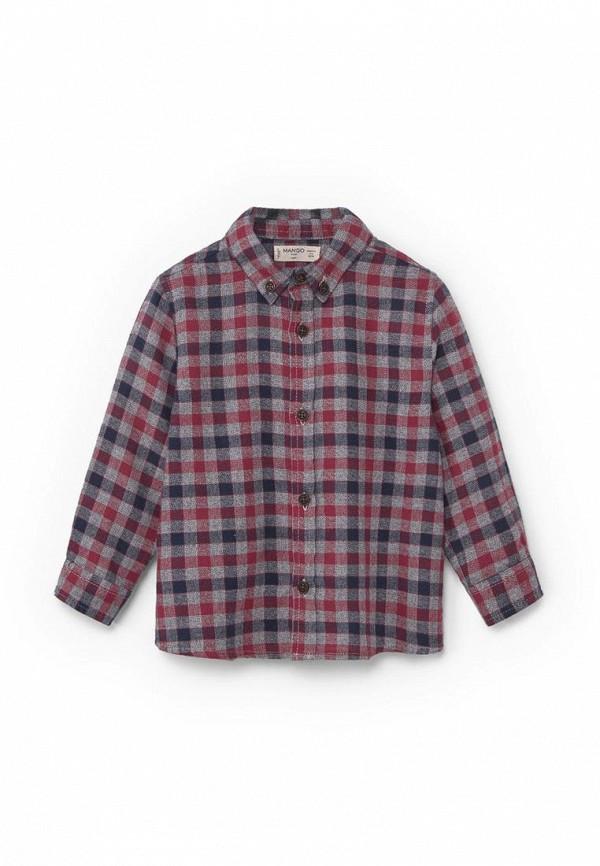 Рубашка Mango Kids 73057547
