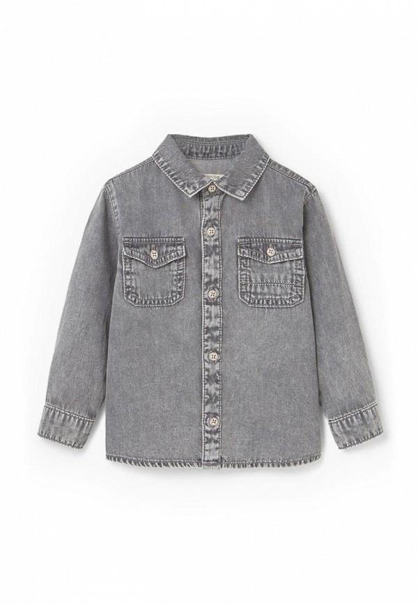 Рубашка джинсовая Mango Kids 83080156