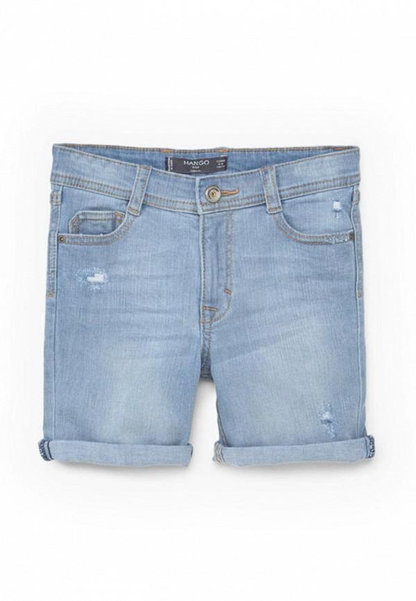 Шорты джинсовые Mango Kids 83053509