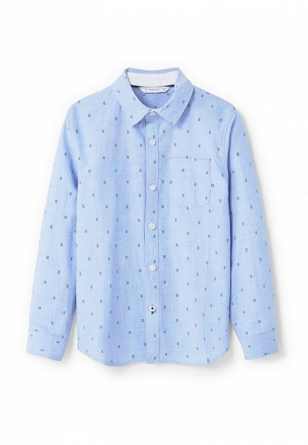 Рубашка Mango Kids (Манго Кидс) 83070113