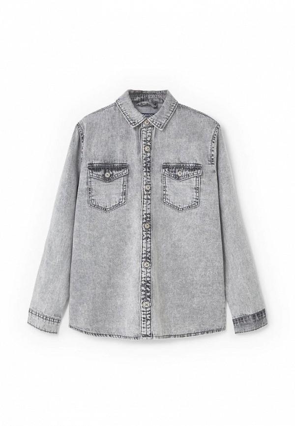 Рубашка джинсовая Mango Kids 83013567