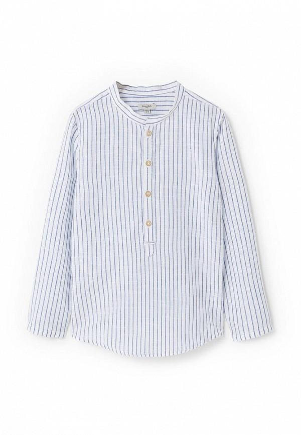 Рубашка Mango Kids (Манго Кидс) 83017547