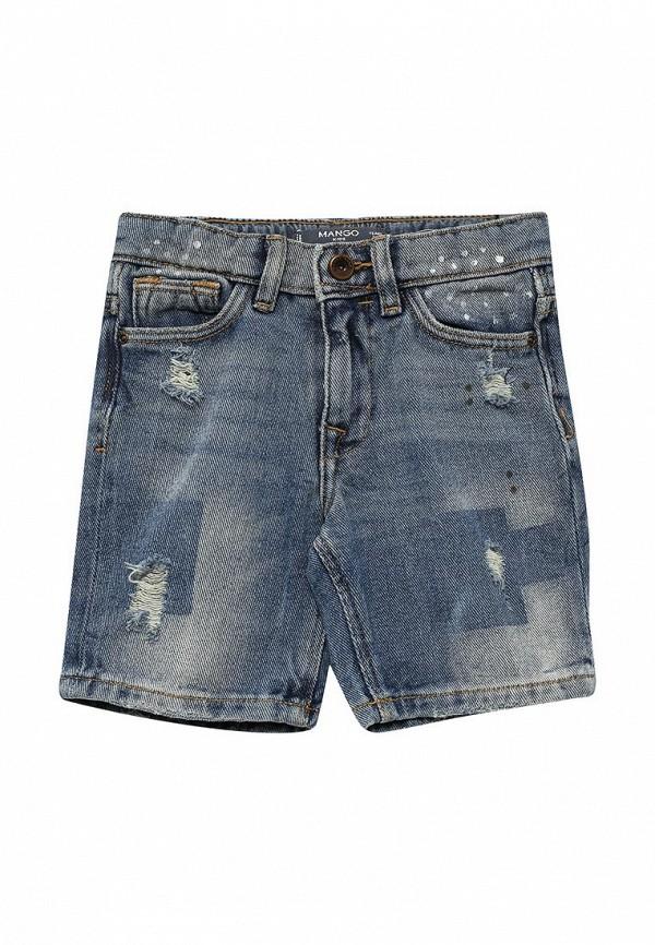 Шорты джинсовые Mango Kids Mango Kids MA018EBTIM69