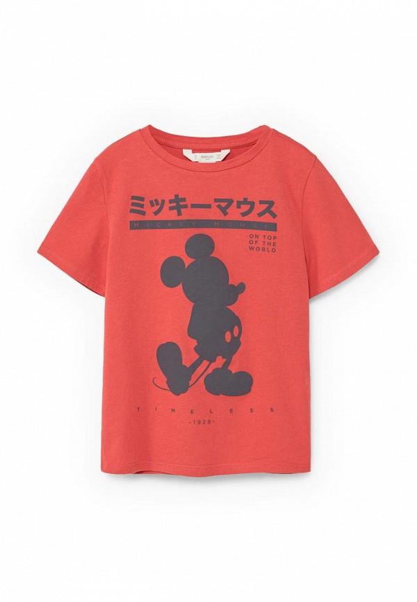 Футболка Mango Kids Mango Kids MA018EBVFQ52 mango kids mango kids ma018ebjde35