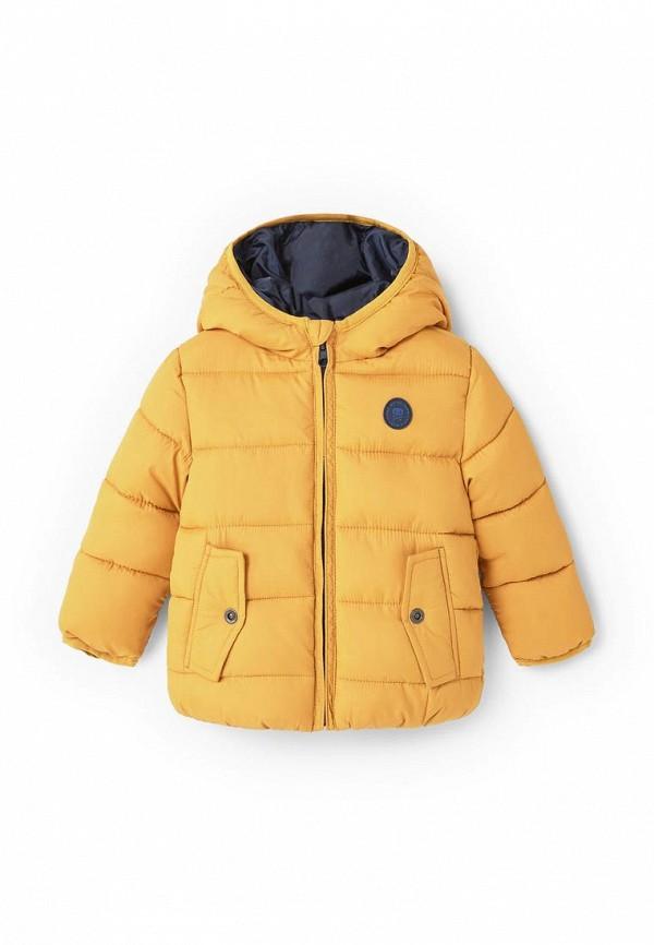 Куртка утепленная Mango Kids Mango Kids MA018EBVVF36 куртка утепленная mango kids mango kids ma018egwis22