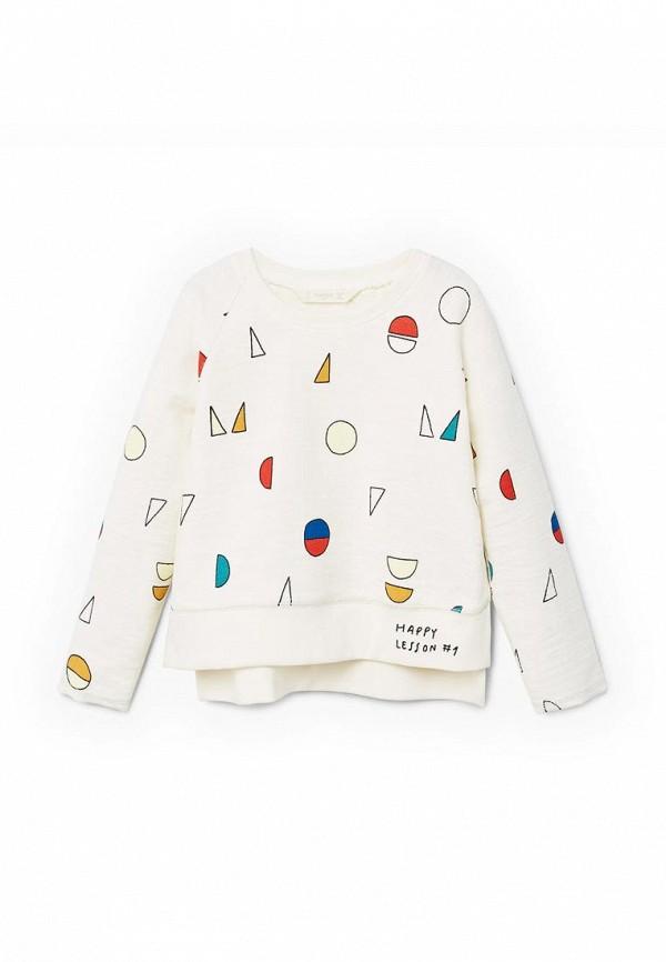 купить Свитшот Mango Kids Mango Kids MA018EGAFFY4 по цене 1299 рублей