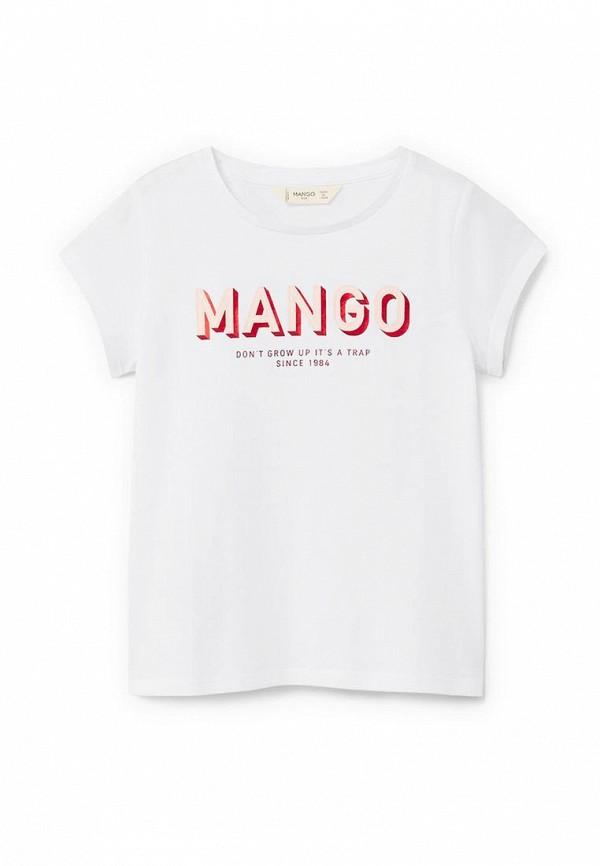 Футболка Mango Kids Mango Kids MA018EGAFMD8 рубашка mango kids mango kids ma018ebaqwy0