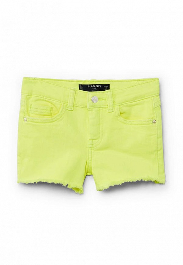 Шорты джинсовые Mango Kids Mango Kids MA018EGAFMG7 шорты спортивные mango kids comfyb