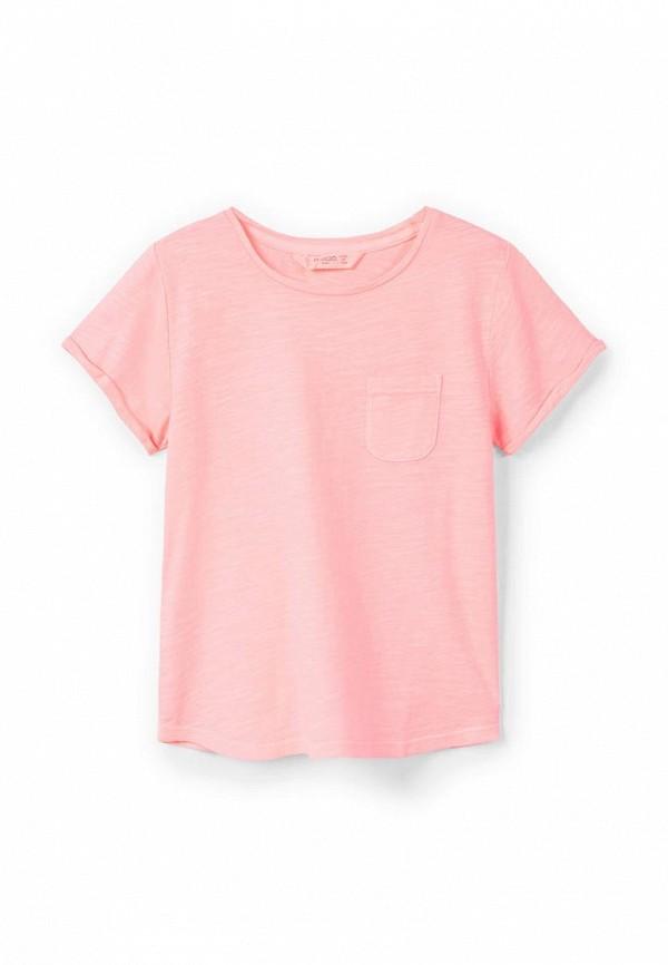 Футболка Mango Kids Mango Kids MA018EGAFMQ3 футболка mango 43083505 2015 89