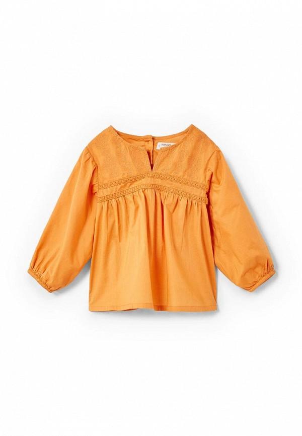 Блуза Mango Kids Mango Kids MA018EGAQUL7 блуза mango mango ma002ewvcx57