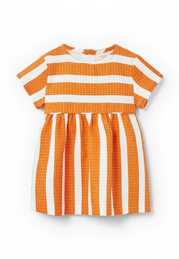 Платье Mango Kids Mango Kids MA018EGAQUM2 лоферы mango man mango man he002amzsf07