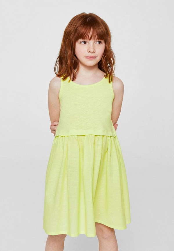 Фото Платье Mango Kids. Купить в РФ