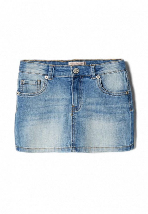 Юбка джинсовая Mango Kids