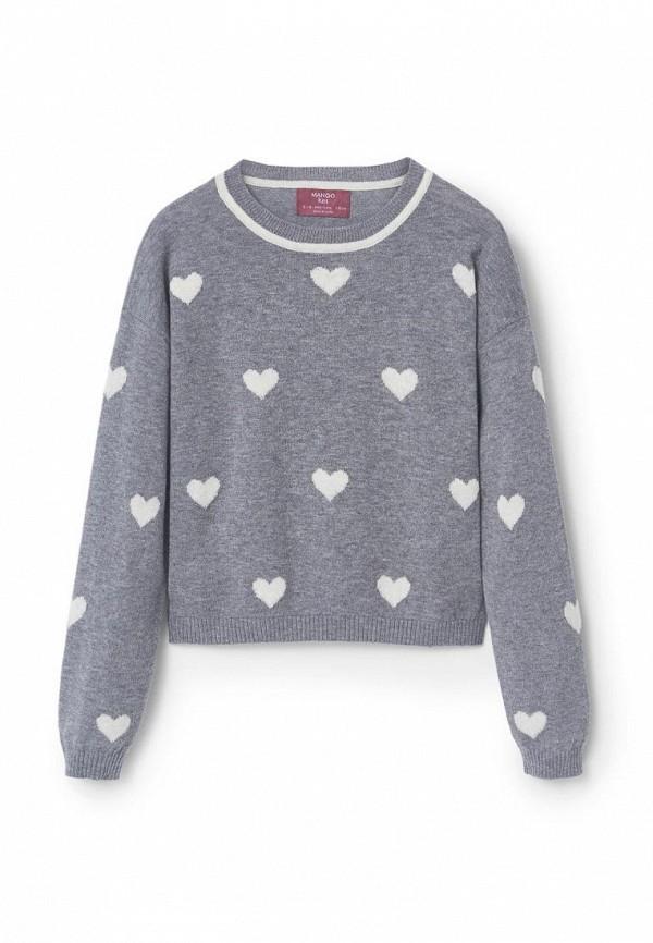 Пуловер Mango Kids (Манго Кидс) 53087508