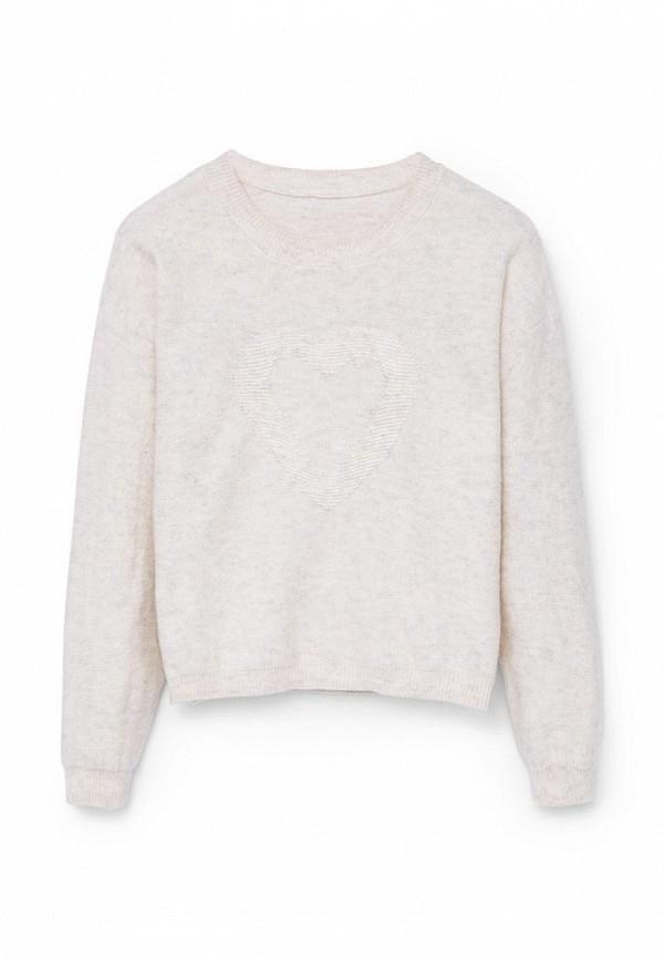 Пуловер Mango Kids (Манго Кидс) 53057585