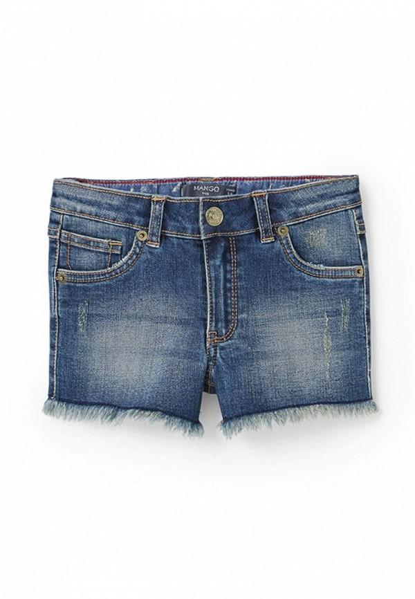 Шорты джинсовые Mango Kids - ALLEGRA