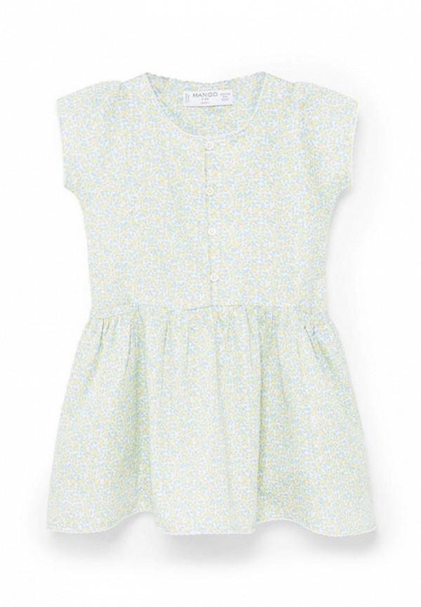 Повседневное платье Mango Kids (Манго Кидс) 63093575