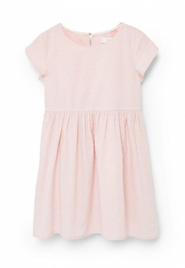 Повседневное платье Mango Kids (Манго Кидс) 63013583