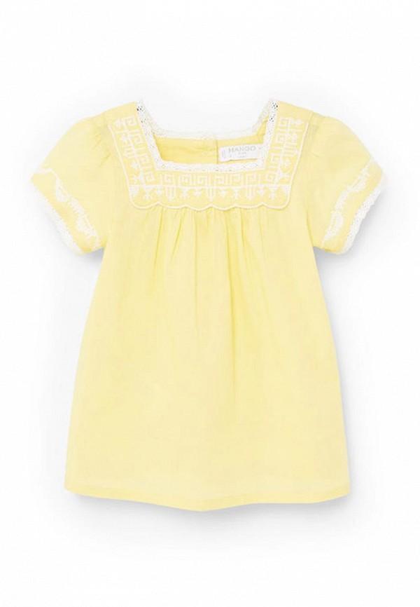 Блуза Mango Kids (Манго Кидс) 63027601