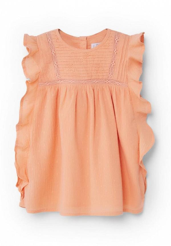 Повседневное платье Mango Kids (Манго Кидс) 63077589