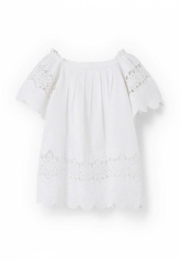 Нарядное платье Mango Kids (Манго Кидс) 63007613