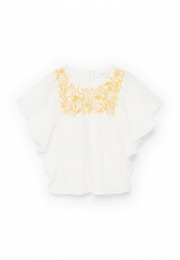 Блуза Mango Kids (Манго Кидс) 63057545