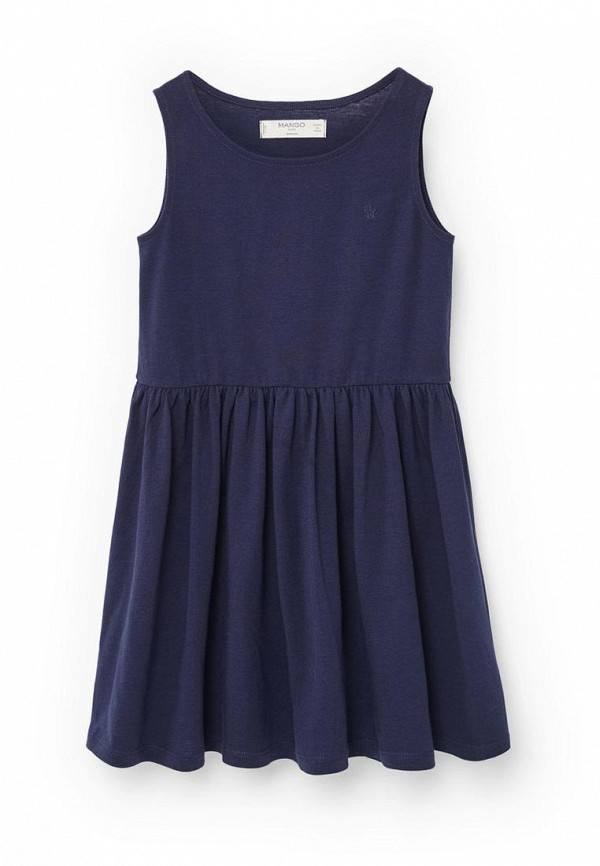 Повседневное платье Mango Kids (Манго Кидс) 63027559