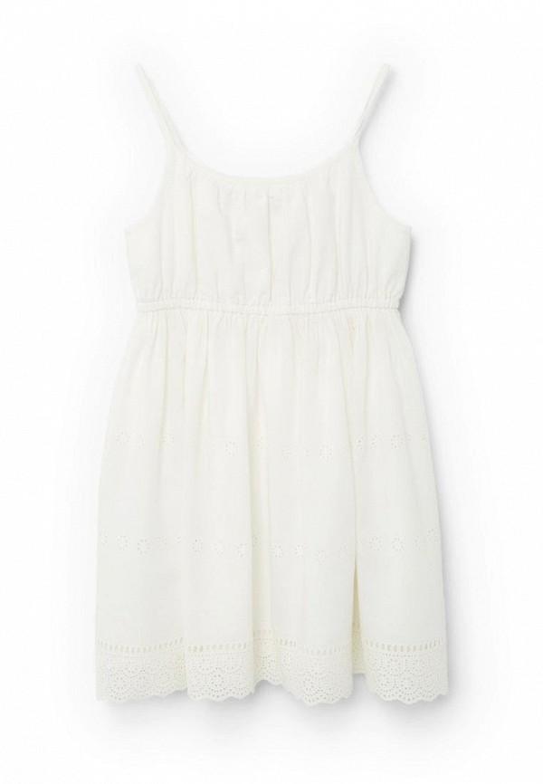 Повседневное платье Mango Kids (Манго Кидс) 63007630