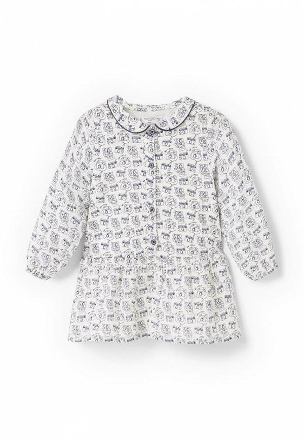 Повседневное платье Mango Kids (Манго Кидс) 73023017