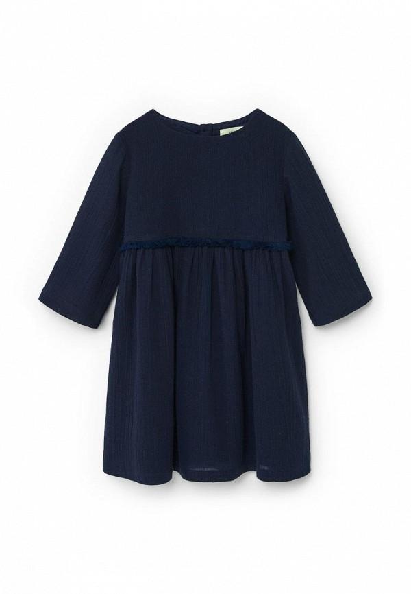 Повседневное платье Mango Kids (Манго Кидс) 73073619