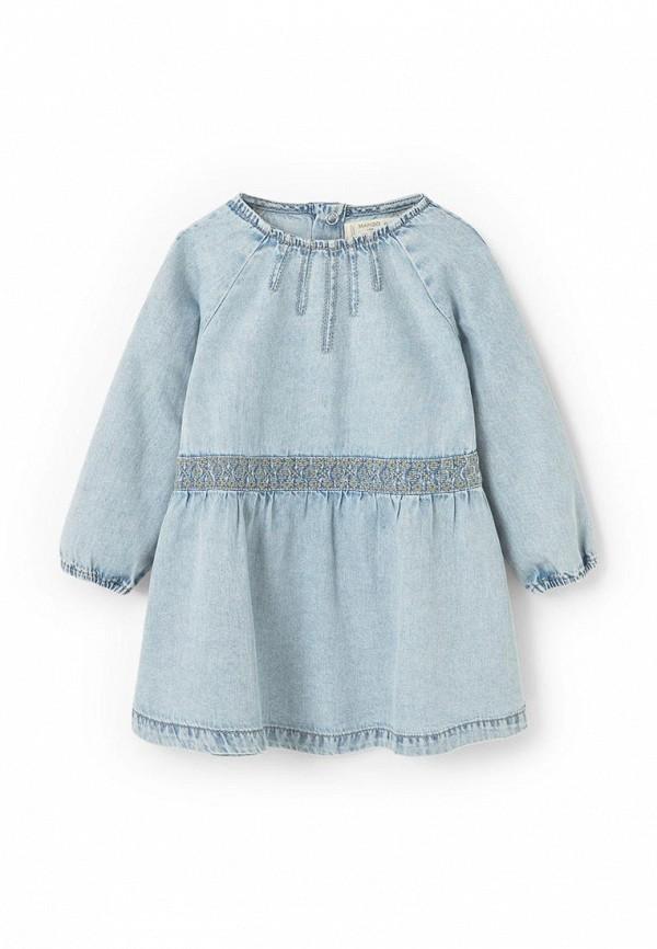 Повседневное платье Mango Kids (Манго Кидс) 73080161